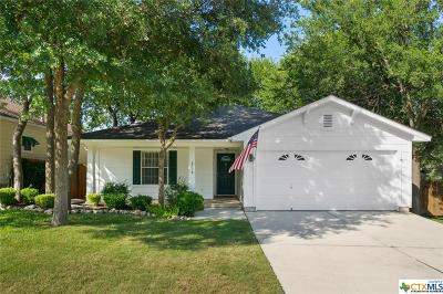San Marcos Single Family Home For Sale: 2013 North View