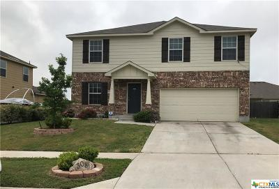 Killeen Single Family Home For Sale: 308 E Gemini Lane
