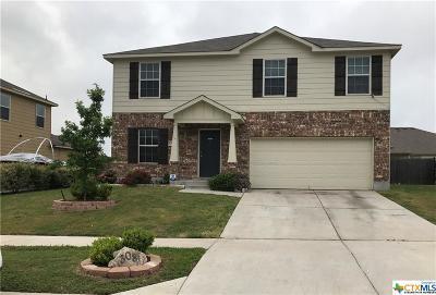 Killeen Single Family Home For Sale: 308 E Gemini Lane