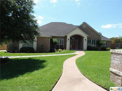 Belton TX Single Family Home For Sale: $324,900