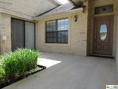 Seguin Single Family Home For Sale: 650 Sagewood Parkway