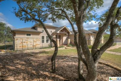 New Braunfels Single Family Home For Sale: 471 Shady Hollow