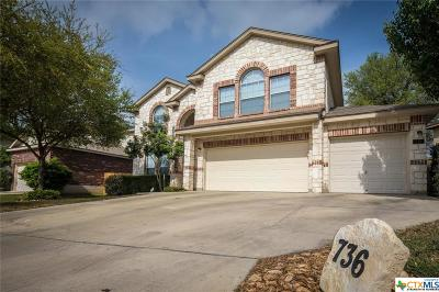 New Braunfels Single Family Home For Sale: 736 San Luis