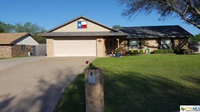 Temple Single Family Home For Sale: 910 Bunker Hill