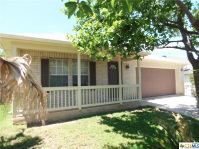 San Marcos TX Single Family Home For Sale: $165,900