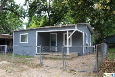 New Braunfels Single Family Home For Sale: 846 N Union Avenue