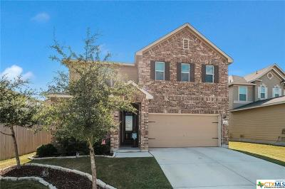 New Braunfels Single Family Home For Sale: 3832 Legend Pond