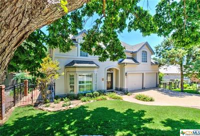 New Braunfels Single Family Home For Sale: 617 Evergreen Lane