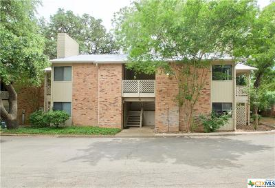 San Marcos TX Single Family Home For Sale: $122,900