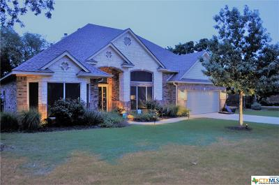 Belton Single Family Home For Sale: 3007 Amber Forest