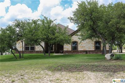 Lampasas County Single Family Home For Sale: 245 County Road 4772