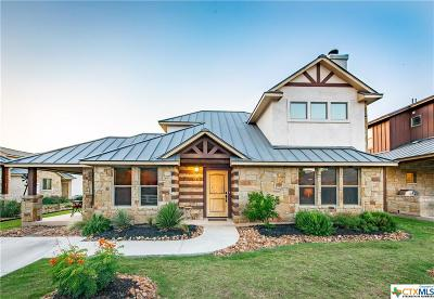New Braunfels TX Single Family Home For Sale: $349,500
