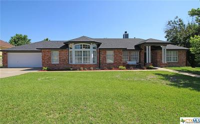 Copperas Cove Single Family Home For Sale: 1309 Cardinal