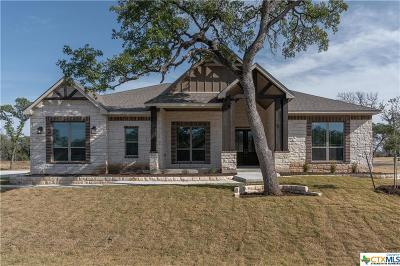 Bell County Single Family Home For Sale: 3 Daingerfield Cove