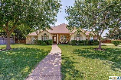 Belton TX Single Family Home For Sale: $319,900