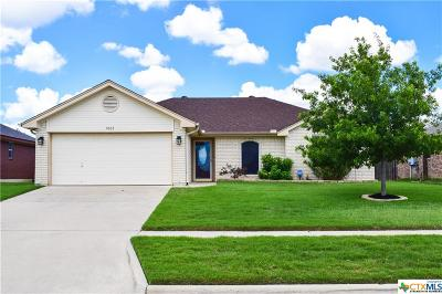 Killeen Single Family Home For Sale: 4005 Mustang Drive