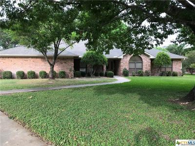 Salado Single Family Home For Sale: 518 Creek Run