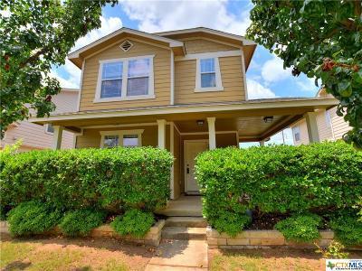 Cedar Park Single Family Home For Sale: 1413 Davis Mountain