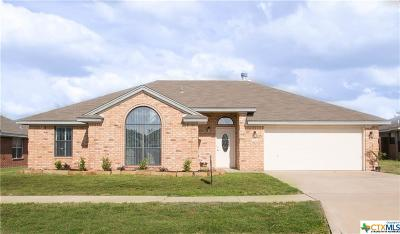 Killeen Single Family Home For Sale: 2906 Hydrangea