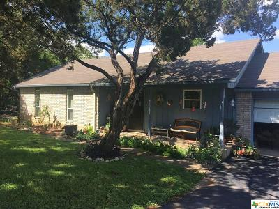 San Marcos TX Single Family Home For Sale: $199,000