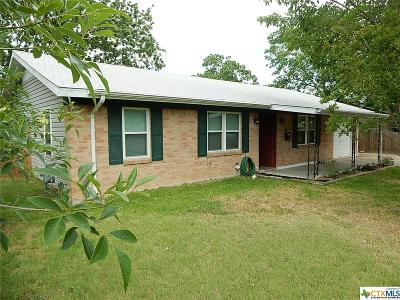 Killeen Single Family Home For Sale: 1513 Ferndale Drive