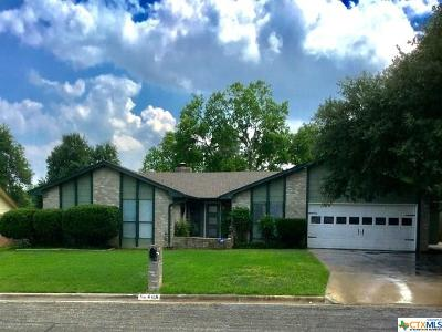Harker Heights TX Single Family Home For Sale: $239,999