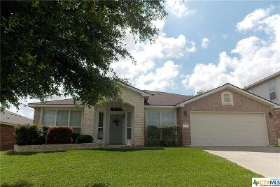 Harker Heights TX Single Family Home For Sale: $204,900