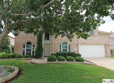 Harker Heights TX Single Family Home For Sale: $239,900
