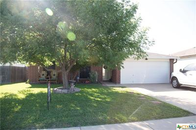 Copperas Cove Single Family Home For Sale: 210 Mesquite