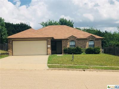 Copperas Cove Single Family Home For Sale: 910 Tanner