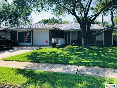 Copperas Cove Single Family Home For Sale: 610 Courtney
