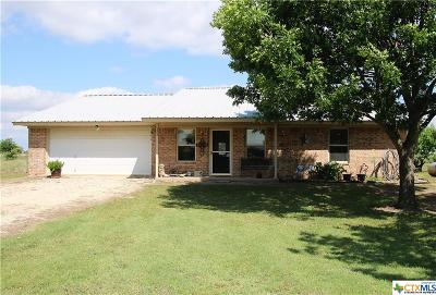 Coryell County Single Family Home For Sale: 323 Old Pidcoke
