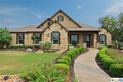 New Braunfels TX Single Family Home For Sale: $569,990
