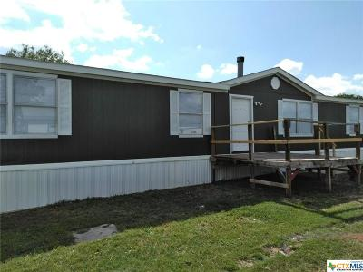 Killeen TX Single Family Home For Sale: $62,500