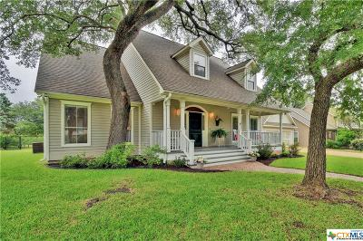 Salado Single Family Home For Sale: 409 Home Place Lane