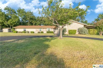 Gatesville Single Family Home For Sale: 203 Mesa