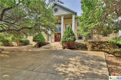 Salado Single Family Home For Sale: 807 Indian Trail