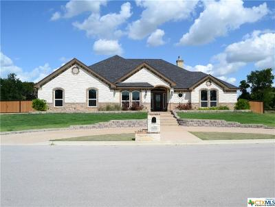Belton TX Single Family Home For Sale: $412,480