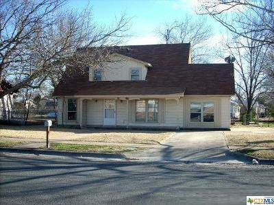 Coryell County Single Family Home For Sale: 305 N Meggs Street