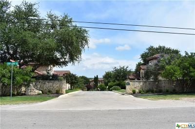 New Braunfels Residential Lots & Land For Sale: 1126 Tuscan Drive #10