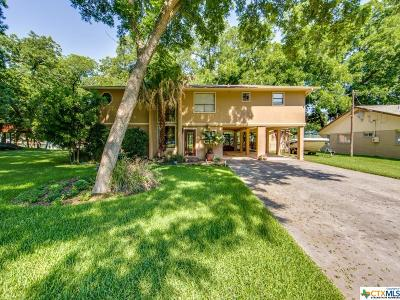 Seguin Single Family Home For Sale: 444 Turtle Lane