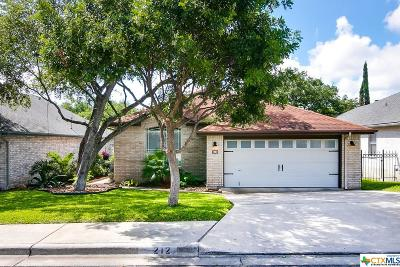 New Braunfels TX Single Family Home For Sale: $249,000