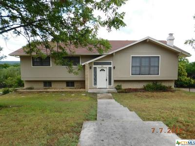 Copperas Cove Single Family Home For Sale: 501 Yucca Drive