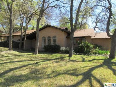 Temple Single Family Home For Sale: 3709 Antelope