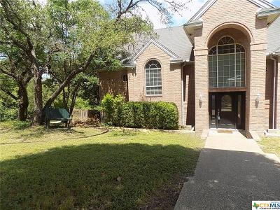 Belton TX Single Family Home For Sale: $255,000
