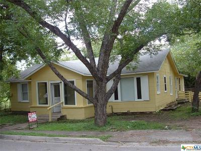 San Marcos Rental For Rent: 447 Burleson Street