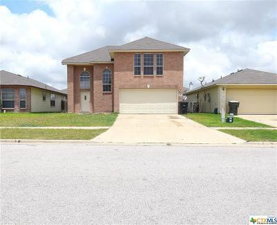Killeen Single Family Home For Sale: 5301 Donegal Bay