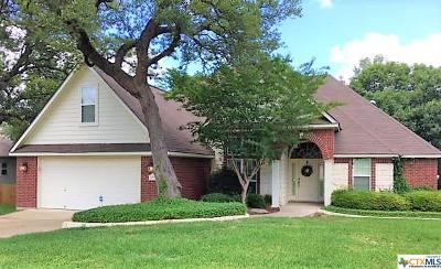 Belton TX Single Family Home For Sale: $240,000