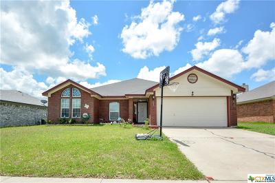 Killeen Single Family Home For Sale: 4508 Neta