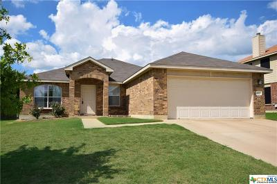 Harker Heights TX Single Family Home For Sale: $149,900